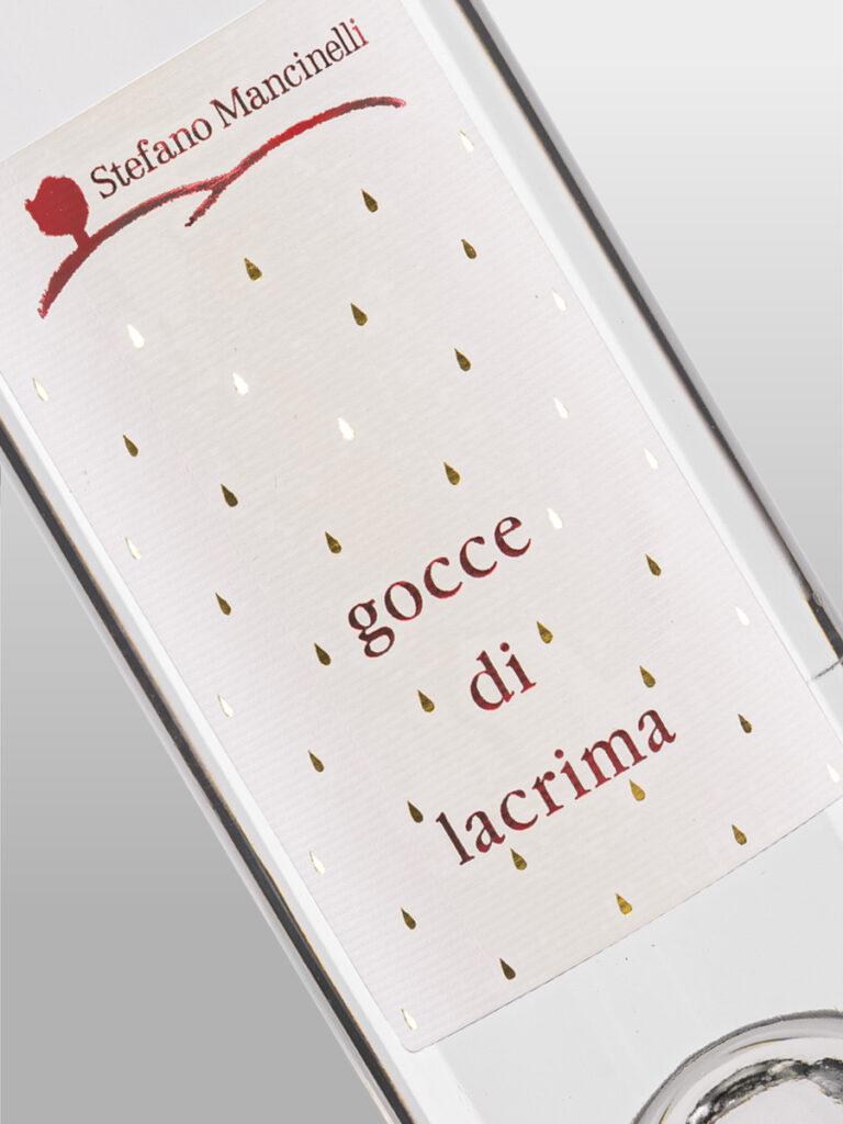 Mancinelli Vini - Passione per il territorio - Gocce di Lacrima
