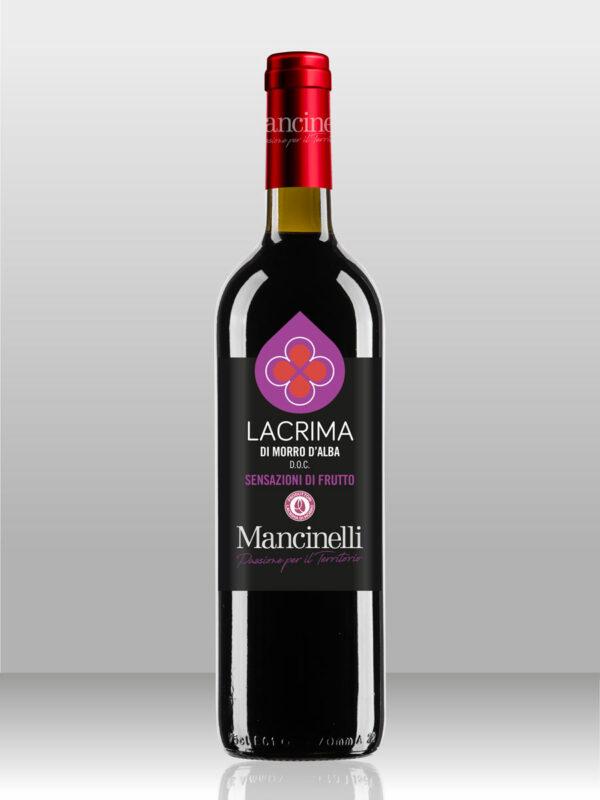 Lacrima - Mancinelli Vini - Morro d'Alba - Sensazione di Frutto