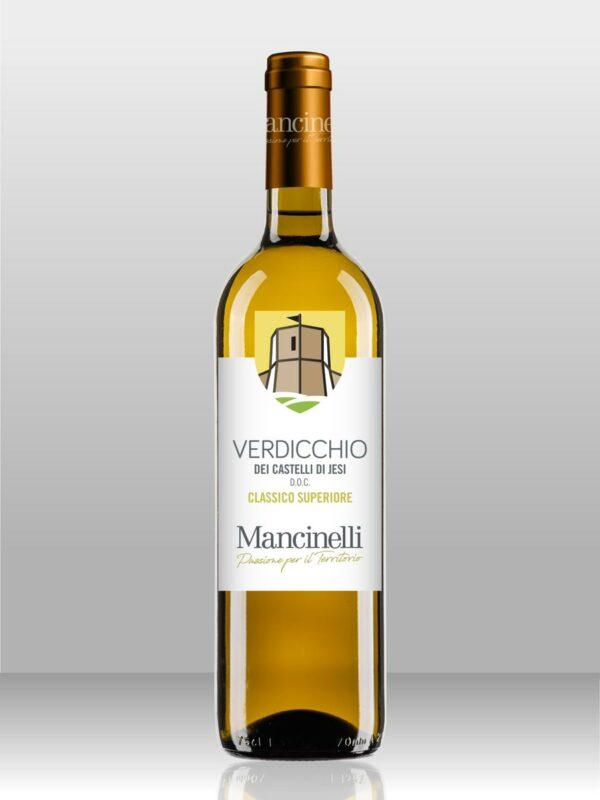 Terre dei Goti - Mancinelli Vini - Morro d'Alba - Verdicchio Classico Superiorie