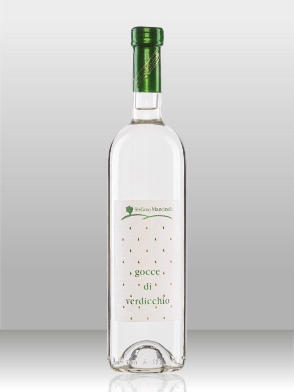 Mancinelli Vini - Passione per il territorio - Morro d'Alba - Gocce di Verdicchio