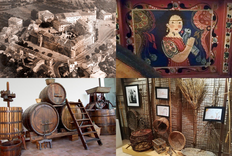 Mancinelli Vini - Passione per il territorio - Museo utensilia