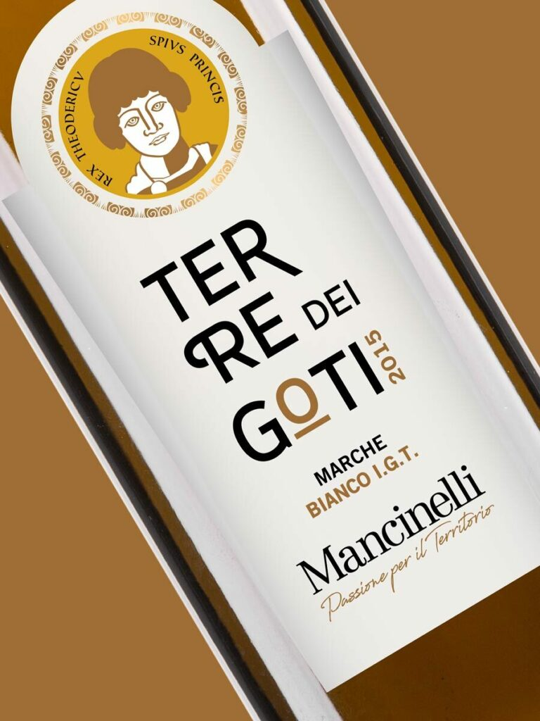 Mancinelli Vini - Passione per il territorio - Terre dei Goti - Bianco