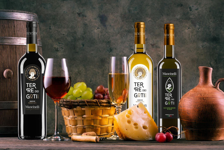 Mancinelli Vini - Passione per il territorio - Prodotti