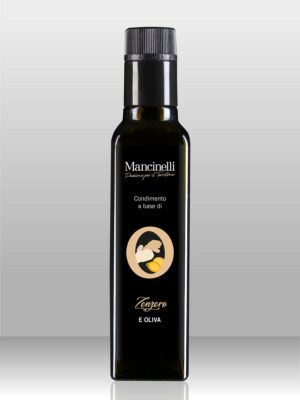 Condimento - Mancinelli Vini - Morro d'Alba - Condimento a base di Zenzero e Oliva - 1