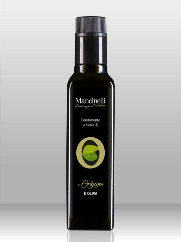 Condimento - Mancinelli Vini - Morro d'Alba - Condimento a base di Origano e Oliva - 1