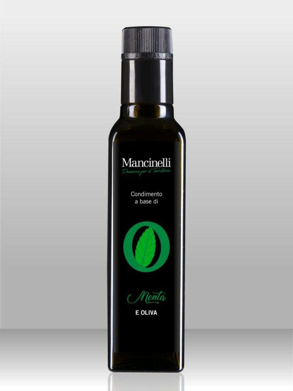 Condimento - Mancinelli Vini - Morro d'Alba - Condimento a base di Menta e Oliva - 1