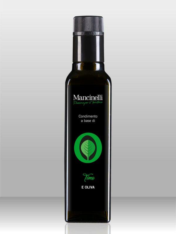 Condimento - Mancinelli Vini - Morro d'Alba - Condimento a base di Timo e Oliva - 1