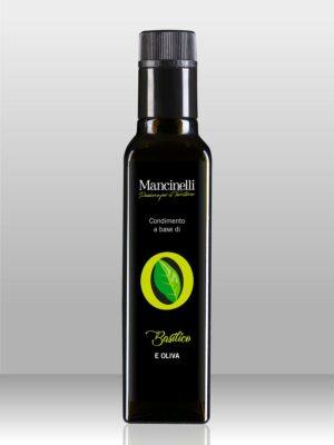 Condimento - Mancinelli Vini - Morro d'Alba - Condimento a base di Basilico e Oliva - 2