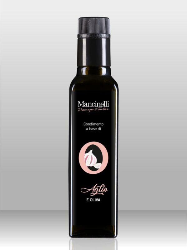 Condimento - Mancinelli Vini - Morro d'Alba - Condimento a base di Aglio e Oliva - 1
