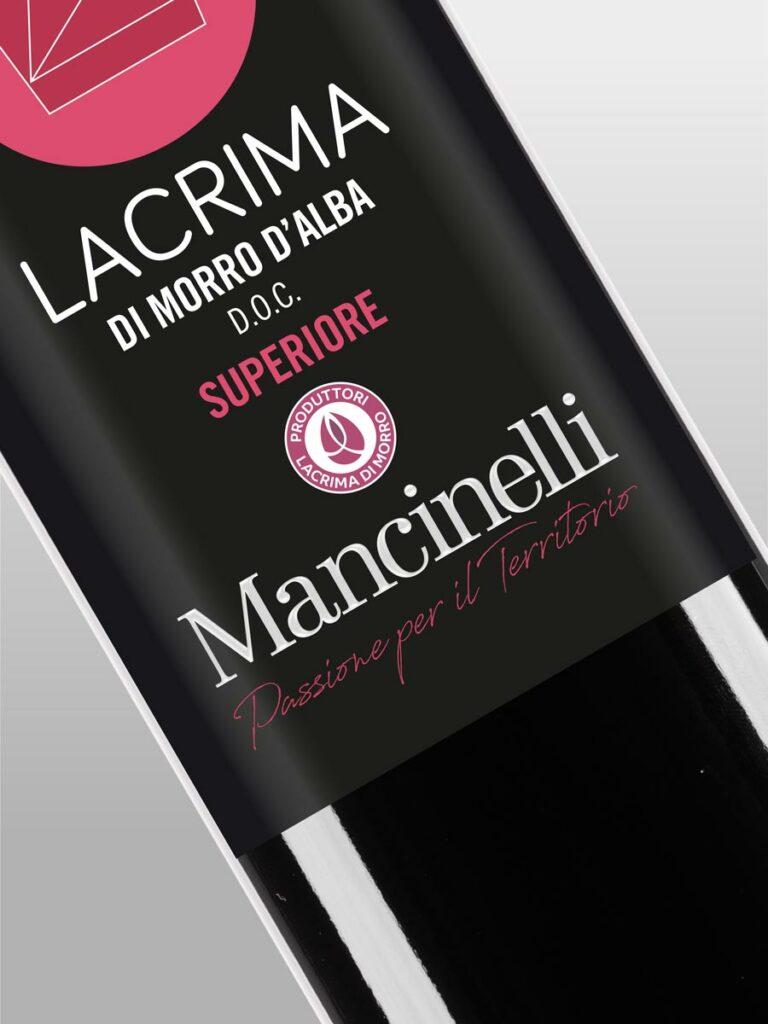 Condimento - Mancinelli Vini - Morro d'Alba - Lacrima - Superiore